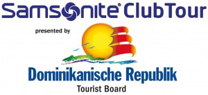 Samsonite Club Tour Logo