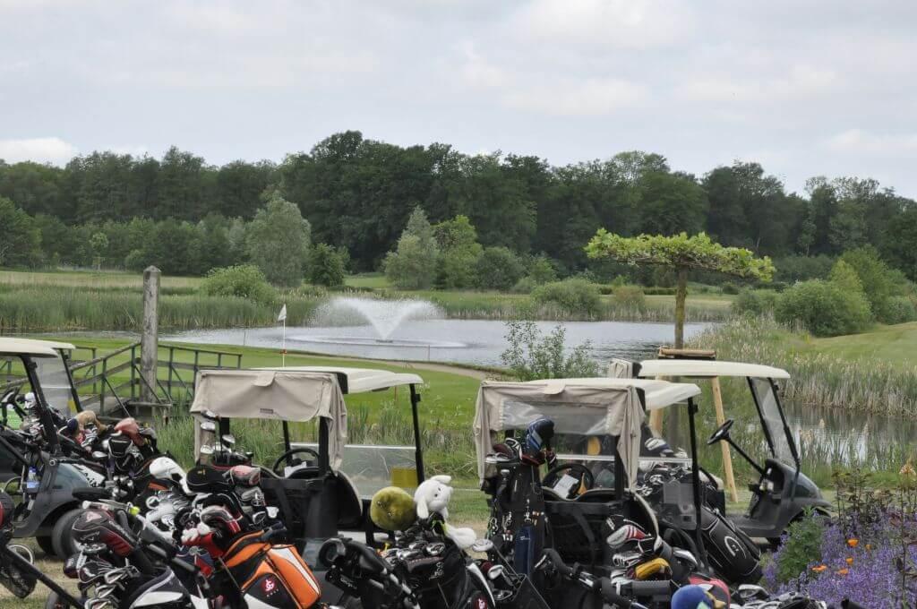"""""""Golf unlimited"""" für 5 Nächte"""