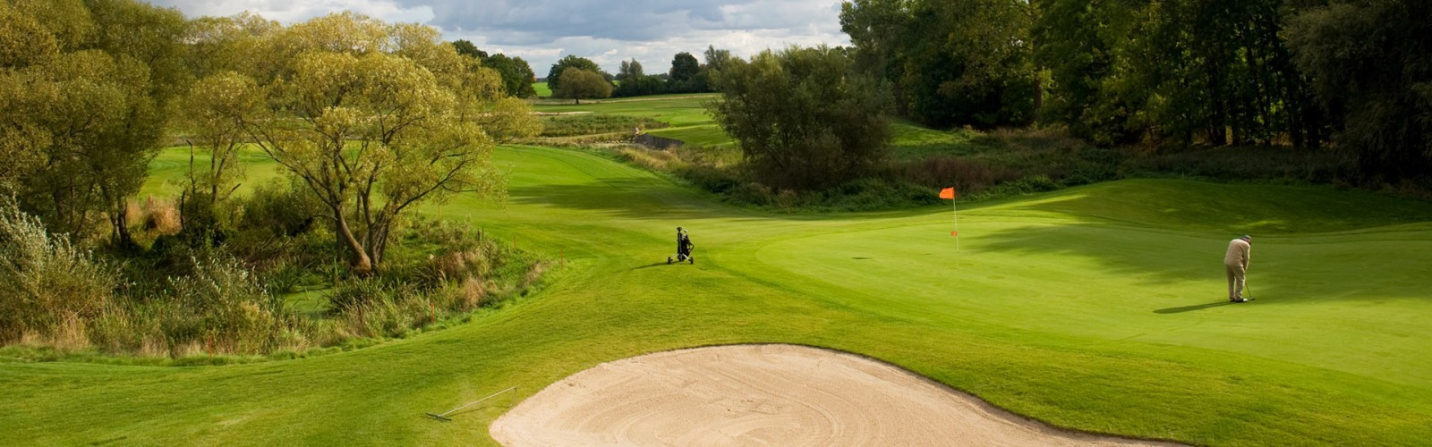 Golfplatz Mecklenburg-Vorpommern im Golfhotel Strelasund