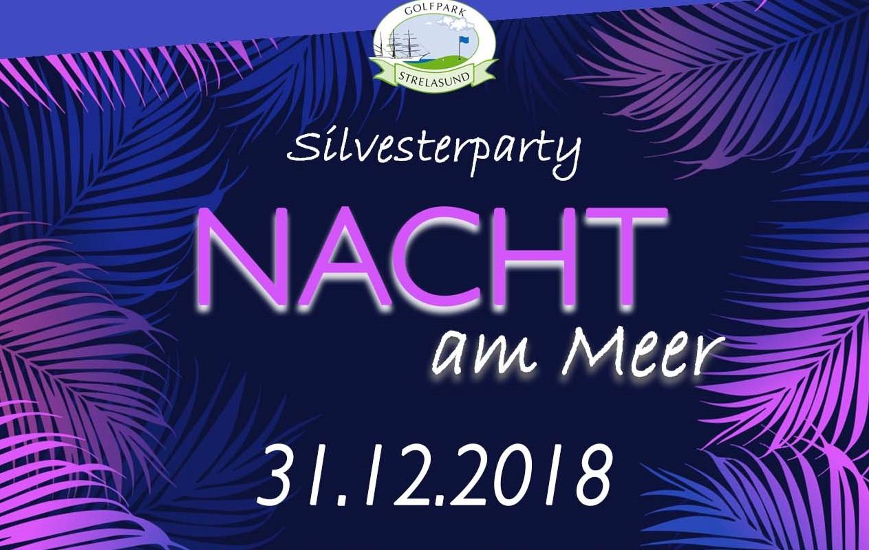 """Silvester """"Nacht am Meer"""""""