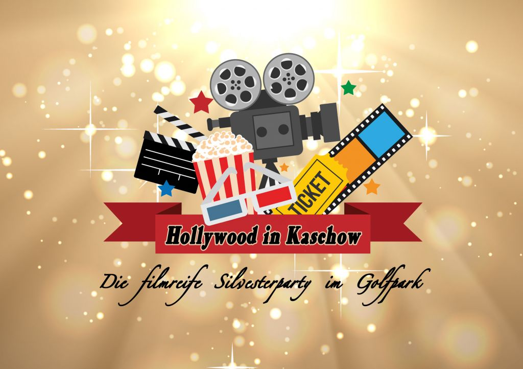 Silvester mit Hollywood-Flair