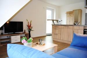 Wohnküche Apartment OG 001