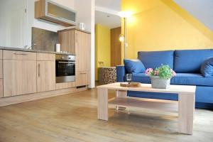 Wohnküche Apartment OG 003