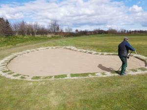Bunkerneubau Golfpark Strelasund (2)