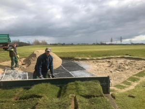 Bunkerneubau Golfpark Strelasund (7)