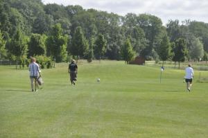 Footgolf Eroeffnungsturnier Golfpark Strelasund